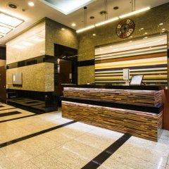 Отель Brown Suites Seoul Южная Корея, Сеул - 1 отзыв об отеле, цены и фото номеров - забронировать отель Brown Suites Seoul онлайн интерьер отеля фото 3