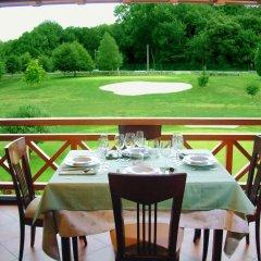 Отель Aldama Golf балкон