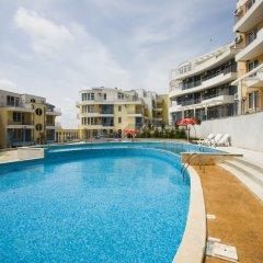 Отель Sunset Complex Болгария, Кошарица - отзывы, цены и фото номеров - забронировать отель Sunset Complex онлайн бассейн