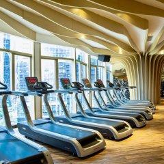 Sheraton Shenzhen Futian Hotel фитнесс-зал фото 3
