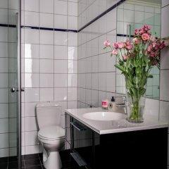 Отель Frogner House Apartments - Skovveien 8 Норвегия, Осло - 3 отзыва об отеле, цены и фото номеров - забронировать отель Frogner House Apartments - Skovveien 8 онлайн ванная фото 2