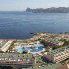 Отель Sirenis Seaview Country Club пляж фото 2