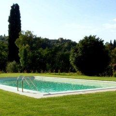 Отель Relais Il Vallone Синалунга бассейн