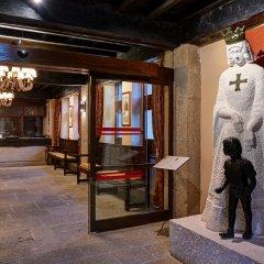 Отель Parador De Sos Del Rey Catolico Сос-дель-Рей-Католико интерьер отеля фото 2