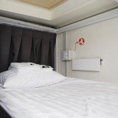Отель G Guesthome Itaewon - Seoul Южная Корея, Сеул - отзывы, цены и фото номеров - забронировать отель G Guesthome Itaewon - Seoul онлайн сейф в номере
