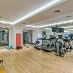 Antmare Hotel Чешме фитнесс-зал