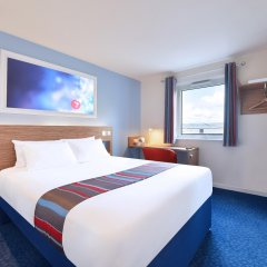 Отель Travelodge Carlisle Central комната для гостей