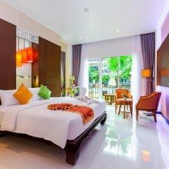 Отель Nipa Resort 4* Номер Делюкс с разными типами кроватей