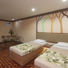 Отель Pinoy Pamilya Hotel Филиппины, Пасай - отзывы, цены и фото номеров - забронировать отель Pinoy Pamilya Hotel онлайн комната для гостей фото 2