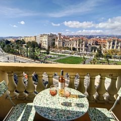 Отель Papillon by Nestor&Jeeves балкон