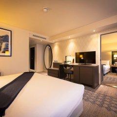Отель Crowne Plaza London Kensington удобства в номере