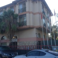 Belek Park Hotel парковка