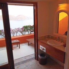 Отель WorldMark Zihuatanejo Мексика, Сиуатанехо - отзывы, цены и фото номеров - забронировать отель WorldMark Zihuatanejo онлайн ванная фото 2
