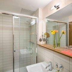 Novum Hotel Dresden Airport ванная