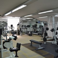 Sheraton Khalidiya Hotel фитнесс-зал фото 3