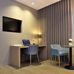 Отель Parkhotel Kortrijk Бельгия, Кортрейк - отзывы, цены и фото номеров - забронировать отель Parkhotel Kortrijk онлайн удобства в номере фото 2