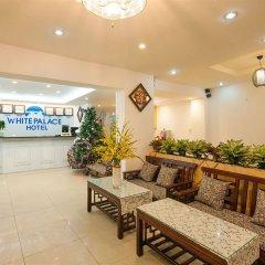 Hanoi White Palace Hotel Ханой интерьер отеля