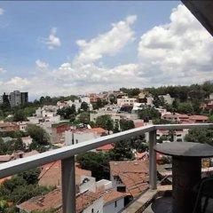 Aztic Hotel And Executive Suites Мехико балкон