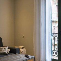 Апартаменты Palau De La Musica Apartments Барселона комната для гостей фото 2