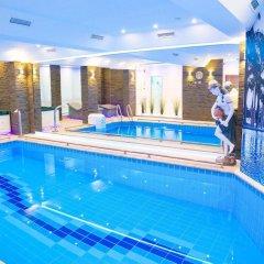 Отель Grand Hotel & Spa Tirana Албания, Тирана - отзывы, цены и фото номеров - забронировать отель Grand Hotel & Spa Tirana онлайн бассейн