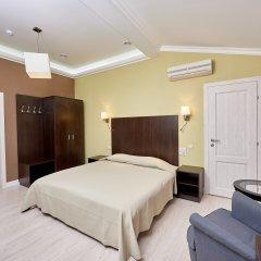 Отель Medical Тюмень комната для гостей