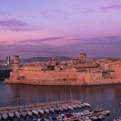 Отель Sofitel Marseille Vieux Port Франция, Марсель - 2 отзыва об отеле, цены и фото номеров - забронировать отель Sofitel Marseille Vieux Port онлайн пляж
