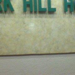 Отель Park Hill Hotel Филиппины, Лапу-Лапу - отзывы, цены и фото номеров - забронировать отель Park Hill Hotel онлайн интерьер отеля фото 3