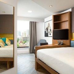 Отель Roomzzz London Stratford комната для гостей фото 4