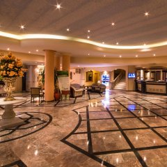 Hotel Aqua - All Inclusive интерьер отеля