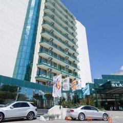 Отель SLAVYANSKI Солнечный берег парковка