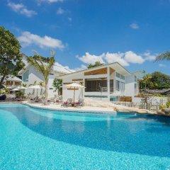 Отель White Sand Samui Resort Таиланд, Самуи - отзывы, цены и фото номеров - забронировать отель White Sand Samui Resort онлайн бассейн