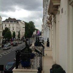 Отель Huttons Hotel Великобритания, Лондон - отзывы, цены и фото номеров - забронировать отель Huttons Hotel онлайн балкон