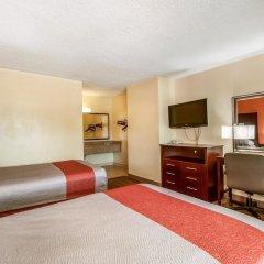 Отель Motel 6 Washington DC Convention Center США, Вашингтон - отзывы, цены и фото номеров - забронировать отель Motel 6 Washington DC Convention Center онлайн фото 2