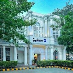 Отель Radisson Blu Marina Hotel Connaught Place Индия, Нью-Дели - отзывы, цены и фото номеров - забронировать отель Radisson Blu Marina Hotel Connaught Place онлайн приотельная территория