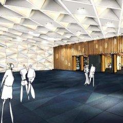 Отель Andaz Munich Schwabinger Tor - a concept by Hyatt парковка
