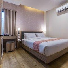 Отель Leela Orchid Бангкок комната для гостей фото 5