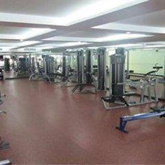 Отель Sm Grande Residence Бангкок фитнесс-зал фото 2
