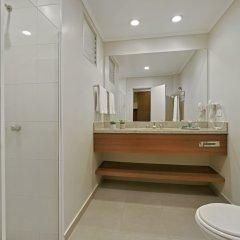 Hotel Deville Business Curitiba ванная фото 2