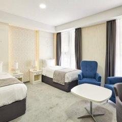 Отель Gallery Palace Грузия, Тбилиси - 8 отзывов об отеле, цены и фото номеров - забронировать отель Gallery Palace онлайн комната для гостей фото 4