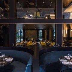 Отель Almanac Barcelona Барселона гостиничный бар