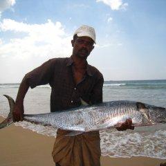Отель Marina Bentota Шри-Ланка, Бентота - отзывы, цены и фото номеров - забронировать отель Marina Bentota онлайн пляж