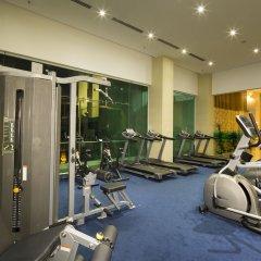 Green World Hotel Nha Trang Нячанг фитнесс-зал