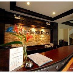Отель Marina Beach Resort интерьер отеля