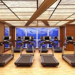 Sheraton Guangzhou Hotel Гуанчжоу фитнесс-зал