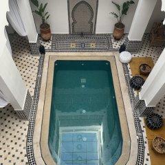 Отель Riad Amlal Марокко, Уарзазат - отзывы, цены и фото номеров - забронировать отель Riad Amlal онлайн бассейн фото 3