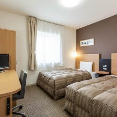 Отель Comfort Hotel Tomakomai Япония, Томакомай - отзывы, цены и фото номеров - забронировать отель Comfort Hotel Tomakomai онлайн комната для гостей фото 2