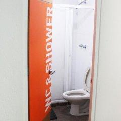 Отель Hostal Mx Coyoacan Мехико ванная