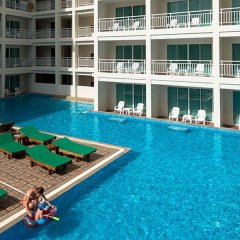 Отель Chanalai Hillside Resort, Karon Beach фото 7