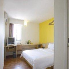 Отель 7 Days Inn Shenzhen Xi Li Subway Station Branch Шэньчжэнь комната для гостей фото 5