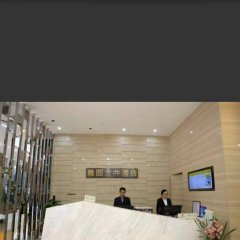 Отель Shen Zhen Ya Yuan Long Jing Hotel Китай, Шэньчжэнь - отзывы, цены и фото номеров - забронировать отель Shen Zhen Ya Yuan Long Jing Hotel онлайн интерьер отеля фото 2